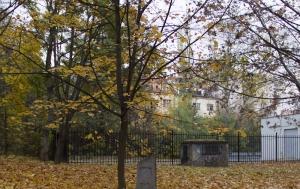 Praha 4. Pamětní deska Jazzové sekce
