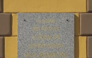 Plzeň. Pamětní deska Heliodoru Píkovi