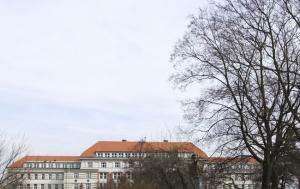 Praha 4. Pomník Miladě Horákové a 234 popraveným obětem komunistického režimu 50. let