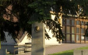Horní Lideč. Památník obětem nesvobody z let 1948–1989