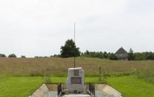 Cínovec. Památník padlým ochráncům československých státních hranic