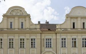 Brno. Pamětní deska Jaroslavu Albínu Kvitovi
