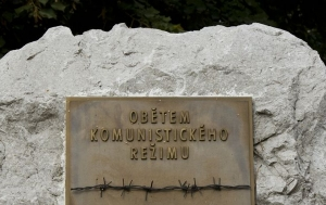 Příbor. Památník obětem komunismu
