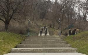 Praha 1. Památník obětem komunismu