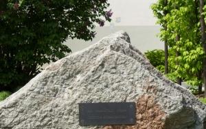 Praha 5. Pamětní kámen obětem komunismu