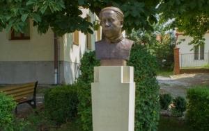 Starovičky. Busta Václava Drboly