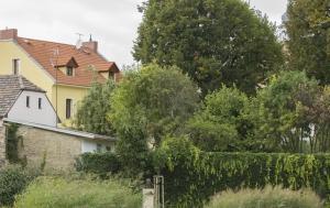 Litoměřice. Busta Václava Havla