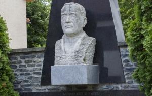 Grygov. Pomník Janu Šrámkovi