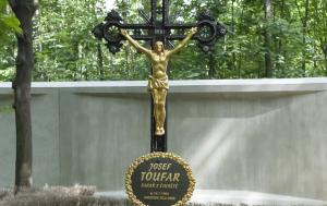 Praha 8. Kříž Josefa Toufara