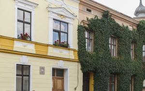 Ivančice. Pamětní deska Miloši Knorrovi