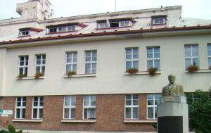 Havlíčkův Brod. Pamětní deska na pomníku Antonína Švehly