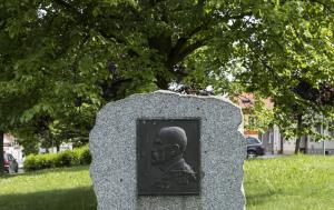 Švihov. Památník 17. listopadu 1989