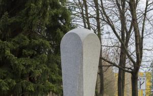 Praha 6. Pomník Rudolfu Pernickému