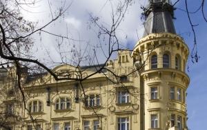 Praha 2. Pamětní deska Václavu Bendovi