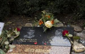 Praha 1. Pamětní desky Janu Palachovi, Janu Zajíci a obětem komunismu