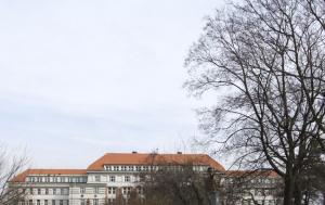 Praha 4. Pomník Miladě Horákové a popraveným obětem komunistického režimu 50. let