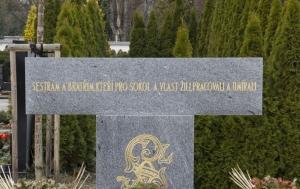Praha 10. Památník sokolům