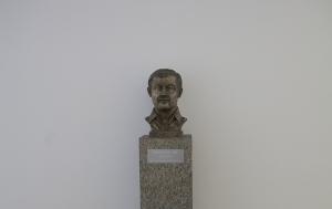 Praha 1. Busta Karla Kryla