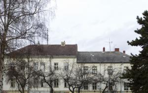 Česká Lípa. Památník tří odbojů