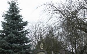 Náchod. Pomník obětem komunismu