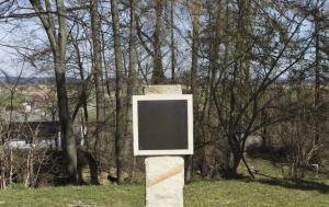 Litoboř. Pomník obětem komunismu