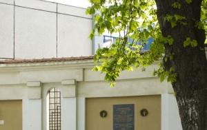 Znojmo. Pamětní deska obětem třetího československého odboje