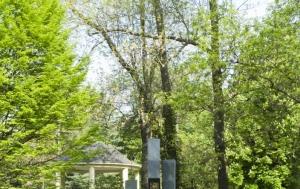 Chomutov. Pomník obětem válek a totalitních režimů