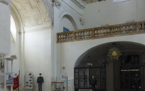 Valdice. Expozice Z historie věznice Valdice