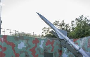 Podlešín-Drnov. Muzeum protivzdušné obrany a studené války