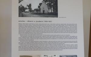 Číhošť. Expozice Josef Toufar