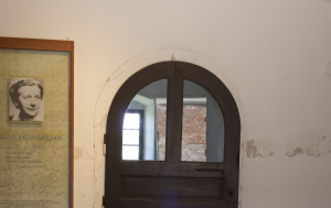 Terezín. Expozice Milada Horáková 1901–1950