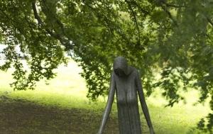 Ústí nad Labem. Pomník obětem komunismu