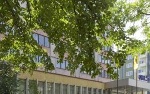 Brno-střed. Pomník obětem táborů nucených prací