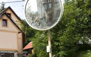 České Žleby. Pomník farnímu kostelu sv. Anny