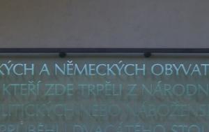 Ostrov. Památník obětem násilí