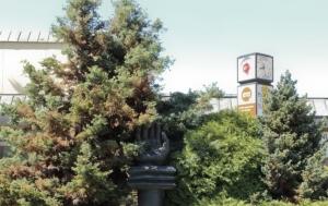 Bruntál. Pomník Memento