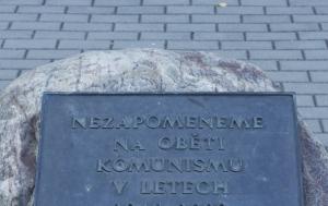 Řepiště. Památník obětem komunismu