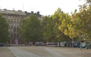 Brno-střed. Památník tří odbojů
