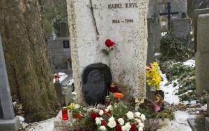 Praha 6. Hrob Karla Kryla