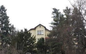 Praha 5. Pamětní deska Miladě Horákové