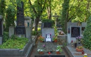 Praha 3. Hrob Jana Palacha