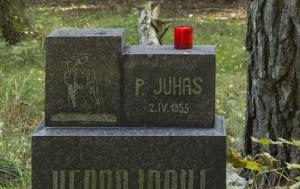 Rozvadov. Pomník Pavolu Juhásovi
