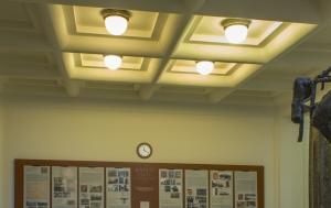 Praha 4. Expozice Justiční palác v proměnách času