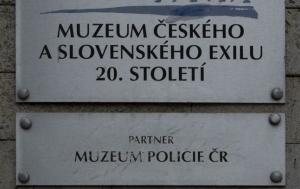 Brno-Královo Pole. Muzeum exilu