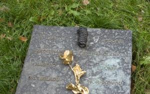 Praha 5. Socha Milady Horákové
