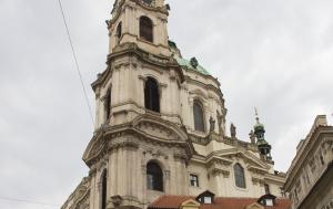 Praha 1. Expozice pozorovatelna StB Kajka