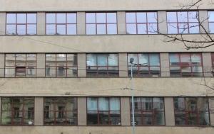 Praha 2. Pamětní deska vysílání rozhlasu při invazi v srpnu 1968