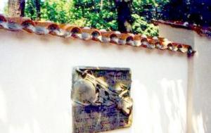 Praha 3. Pamětní deska Jaroslavu Šmatlavovi